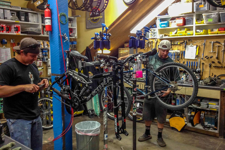 Crested Butte Bike Repair - Big Als Bicycle Heaven