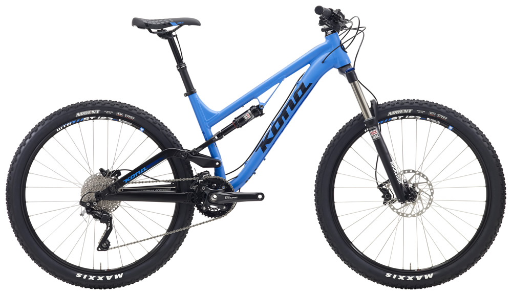 2015 kona process 134 demo bike on sale