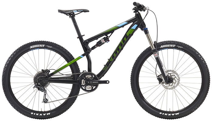 Kona Precept 130 crested butte mountain bike rentals