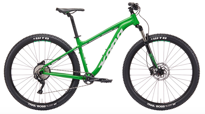 Kona Mahuna - Crested Butte Mountain Bike Rental