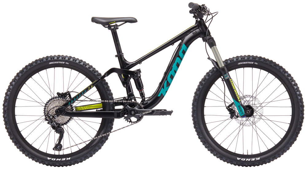 Kona Process 24 - Crested Butte kids Bike Rentals